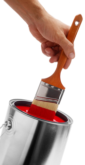 Residential Restorations Painting Paintbrush